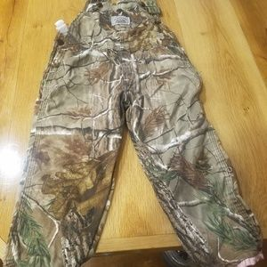 Other - Girls camo overalls